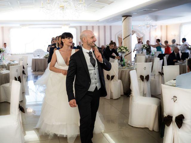Il matrimonio di Alessandro e Bianca a Solofra, Avellino 43