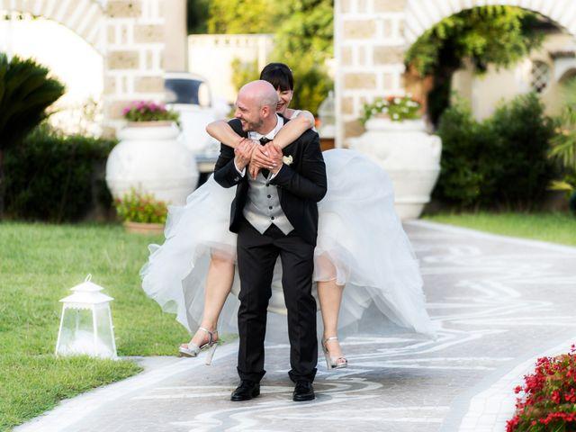 Il matrimonio di Alessandro e Bianca a Solofra, Avellino 52