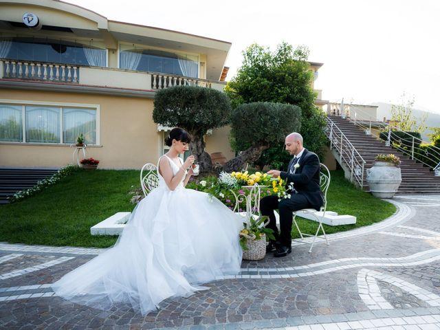 Il matrimonio di Alessandro e Bianca a Solofra, Avellino 53