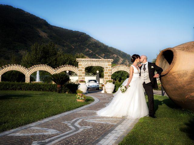 Il matrimonio di Alessandro e Bianca a Solofra, Avellino 56