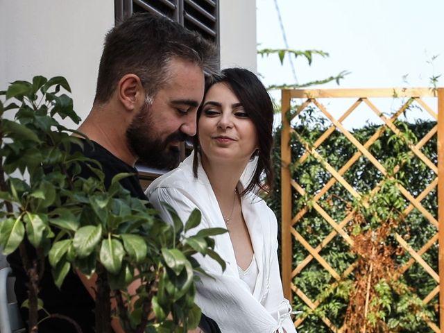 Il matrimonio di Marco e Ombretta a Macerata, Macerata 3
