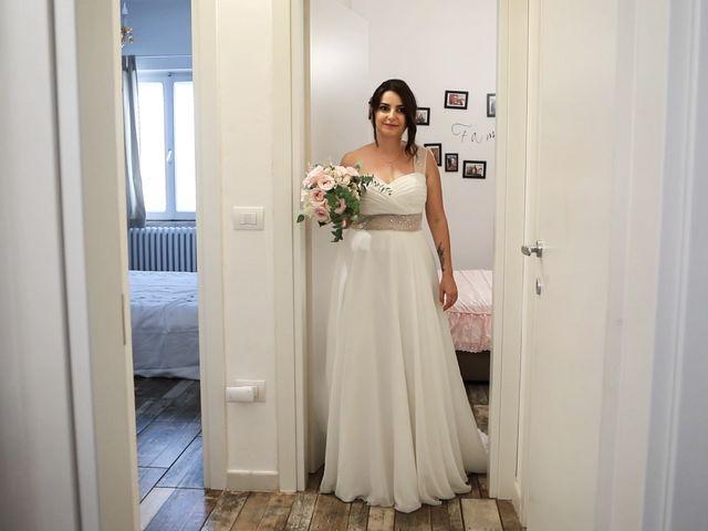 Il matrimonio di Marco e Ombretta a Macerata, Macerata 26