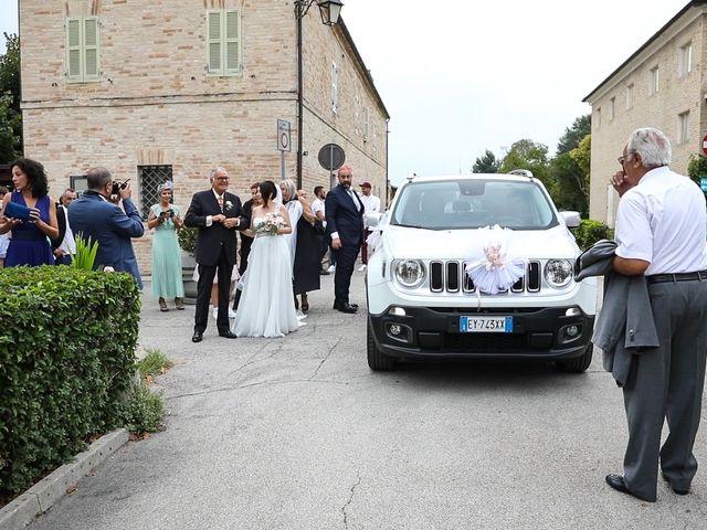 Il matrimonio di Marco e Ombretta a Macerata, Macerata 32