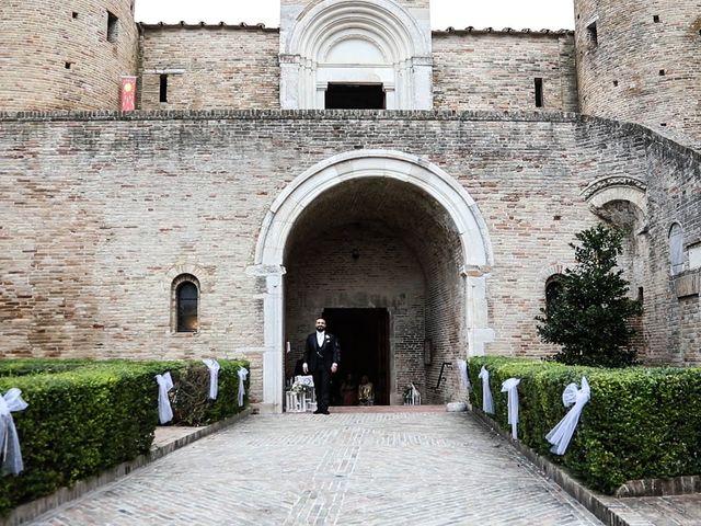 Il matrimonio di Marco e Ombretta a Macerata, Macerata 34