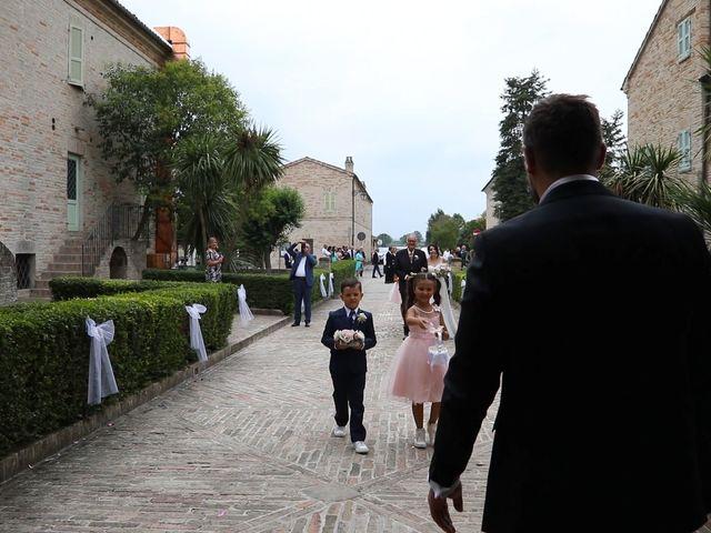 Il matrimonio di Marco e Ombretta a Macerata, Macerata 35