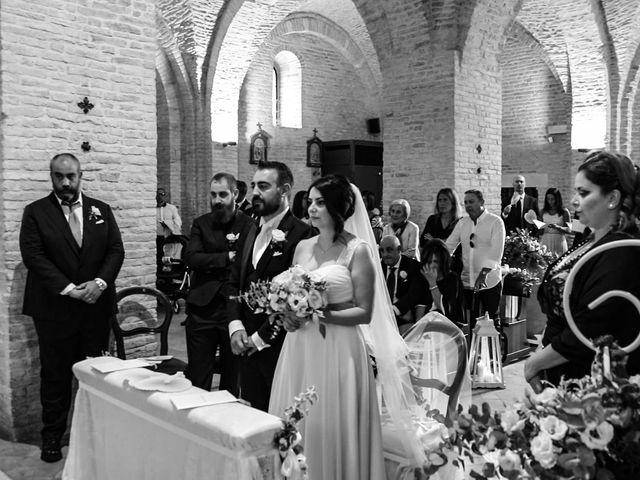 Il matrimonio di Marco e Ombretta a Macerata, Macerata 36