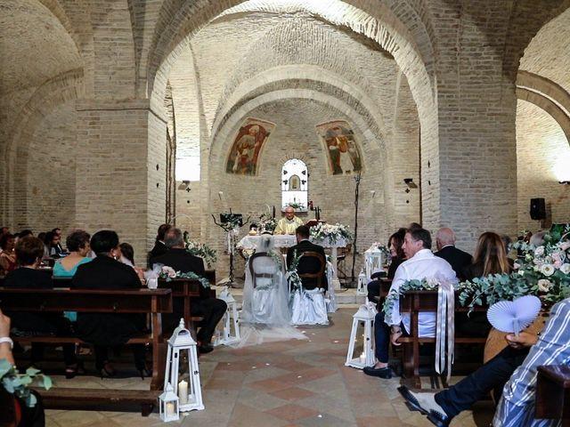 Il matrimonio di Marco e Ombretta a Macerata, Macerata 39