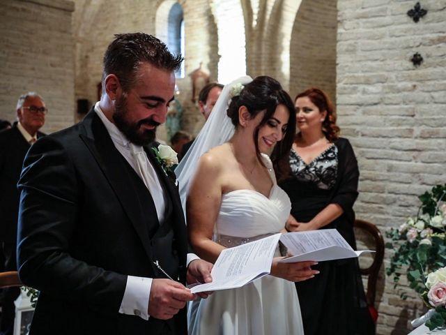 Il matrimonio di Marco e Ombretta a Macerata, Macerata 40