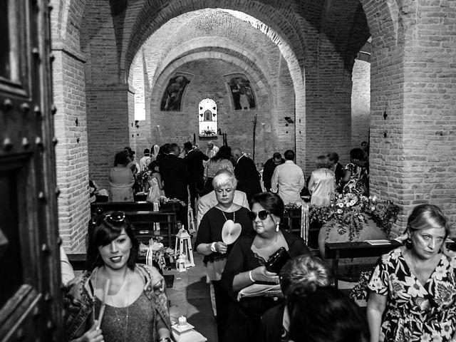 Il matrimonio di Marco e Ombretta a Macerata, Macerata 41