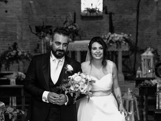 Il matrimonio di Marco e Ombretta a Macerata, Macerata 44