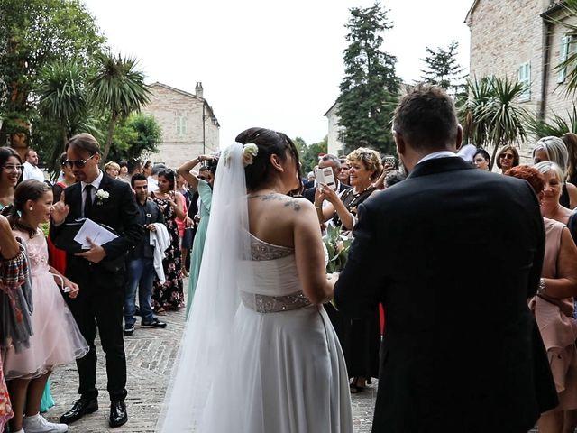 Il matrimonio di Marco e Ombretta a Macerata, Macerata 47