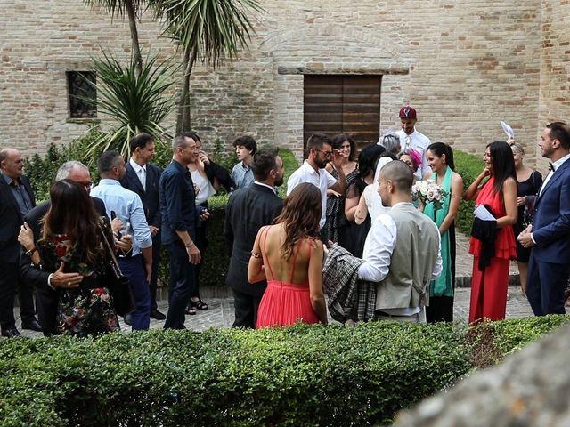 Il matrimonio di Marco e Ombretta a Macerata, Macerata 48
