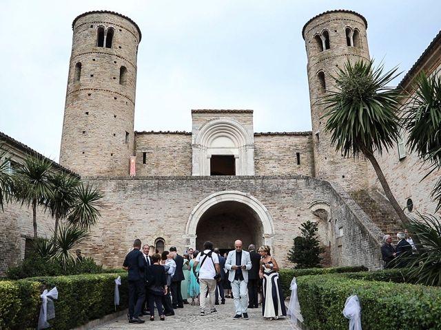 Il matrimonio di Marco e Ombretta a Macerata, Macerata 49