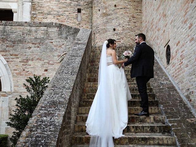 Il matrimonio di Marco e Ombretta a Macerata, Macerata 50
