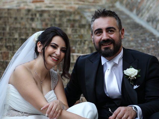Il matrimonio di Marco e Ombretta a Macerata, Macerata 52