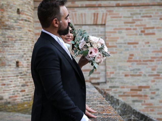 Il matrimonio di Marco e Ombretta a Macerata, Macerata 56