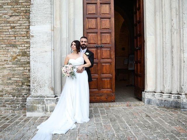 Il matrimonio di Marco e Ombretta a Macerata, Macerata 57