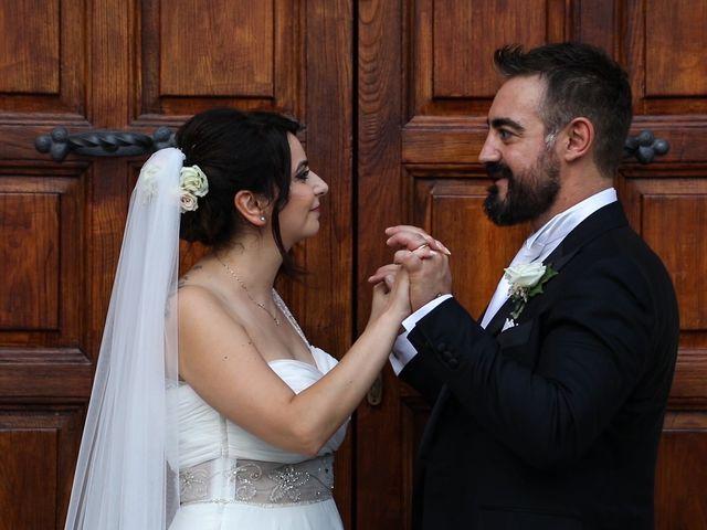Il matrimonio di Marco e Ombretta a Macerata, Macerata 58