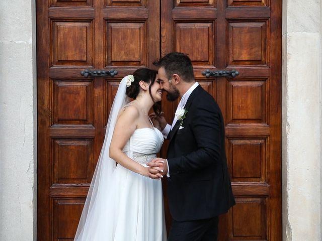Il matrimonio di Marco e Ombretta a Macerata, Macerata 1