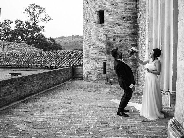 Il matrimonio di Marco e Ombretta a Macerata, Macerata 2