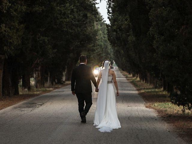 Il matrimonio di Marco e Ombretta a Macerata, Macerata 59