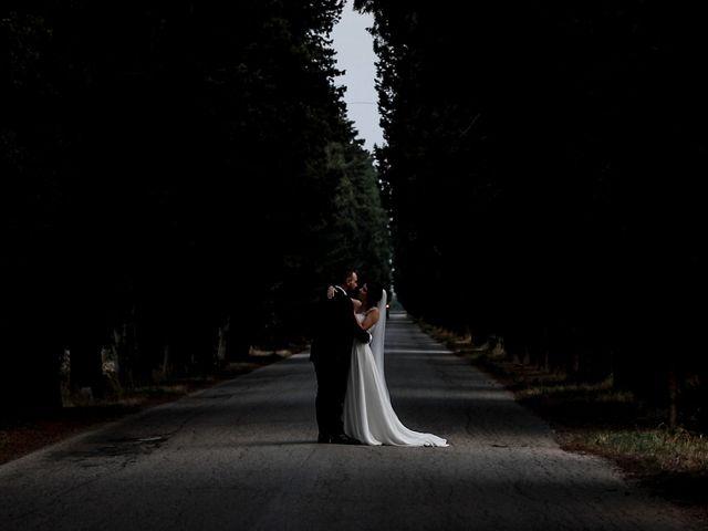 Le nozze di Ombretta e Marco