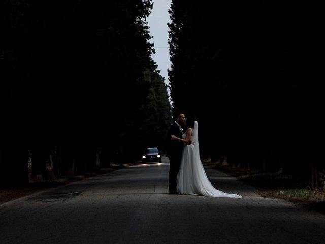 Il matrimonio di Marco e Ombretta a Macerata, Macerata 61