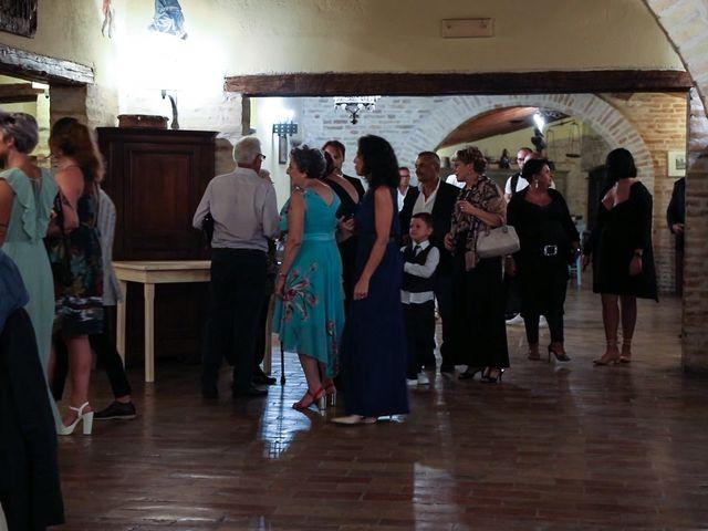 Il matrimonio di Marco e Ombretta a Macerata, Macerata 70