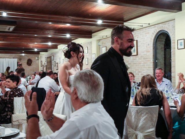 Il matrimonio di Marco e Ombretta a Macerata, Macerata 71
