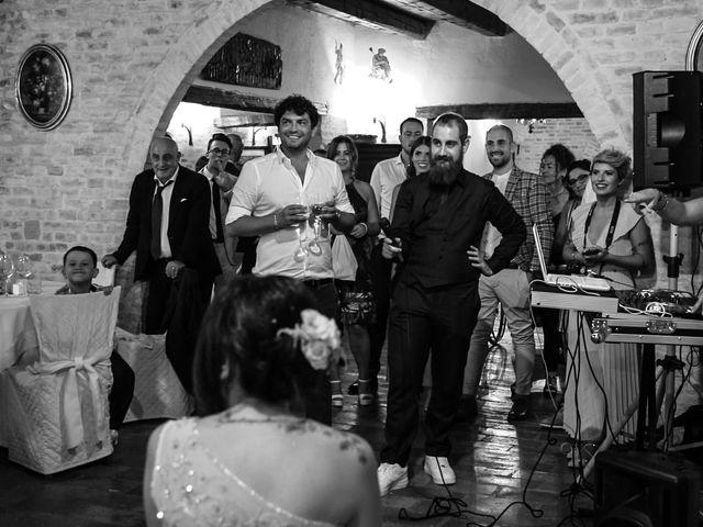 Il matrimonio di Marco e Ombretta a Macerata, Macerata 77