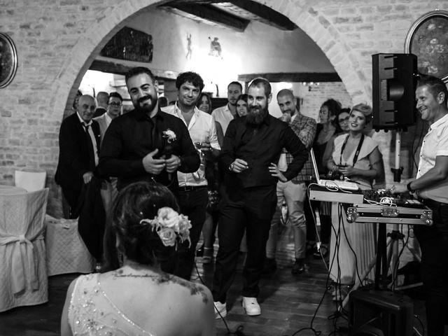 Il matrimonio di Marco e Ombretta a Macerata, Macerata 78