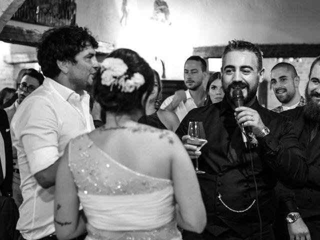Il matrimonio di Marco e Ombretta a Macerata, Macerata 79