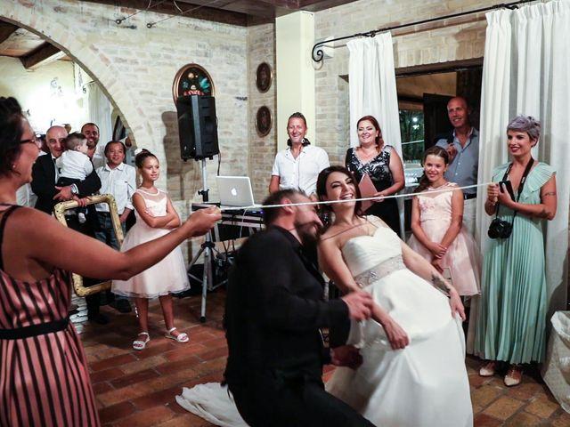 Il matrimonio di Marco e Ombretta a Macerata, Macerata 82