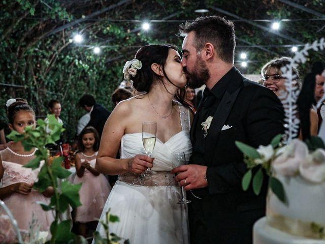 Il matrimonio di Marco e Ombretta a Macerata, Macerata 87