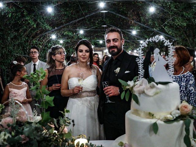 Il matrimonio di Marco e Ombretta a Macerata, Macerata 88