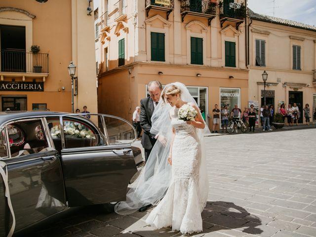 Il matrimonio di Maurizio e Alessandra a Vasto, Chieti 23
