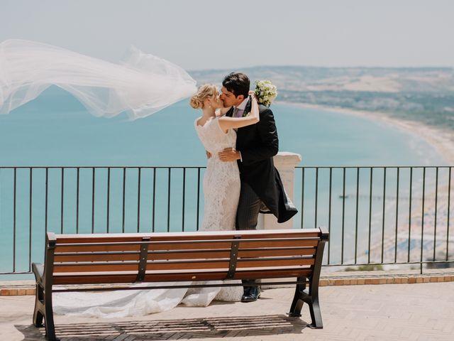 Il matrimonio di Maurizio e Alessandra a Vasto, Chieti 35