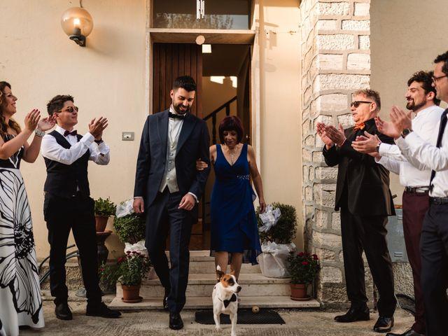 Il matrimonio di Matteo e Manuela a Ascoli Piceno, Ascoli Piceno 30