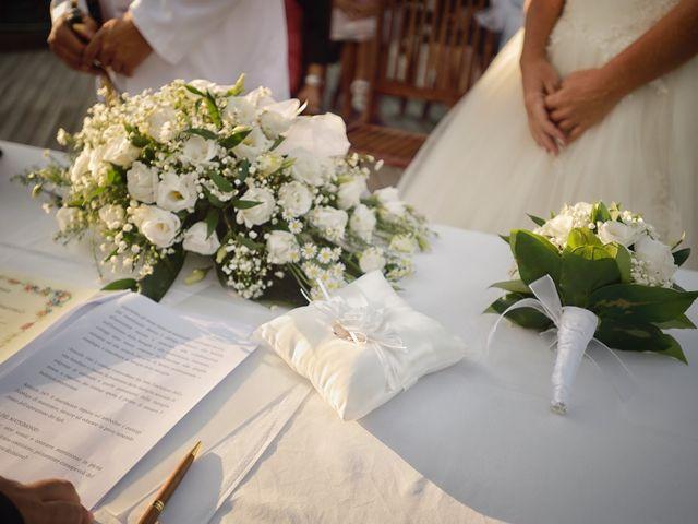Il matrimonio di Serena e Luigi a Massa, Massa Carrara 15
