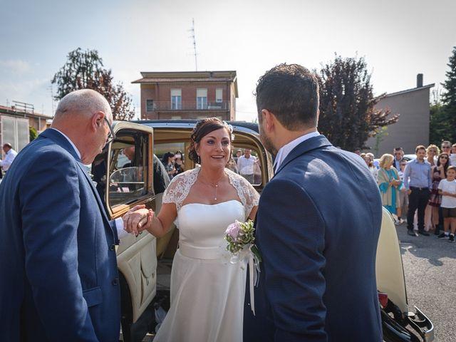 Il matrimonio di Massimiliano e Fabiana a Brisighella, Ravenna 9