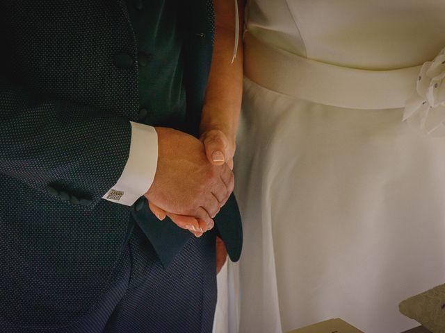 Il matrimonio di Massimiliano e Fabiana a Brisighella, Ravenna 12