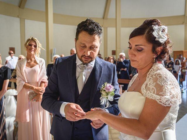 Il matrimonio di Massimiliano e Fabiana a Brisighella, Ravenna 13