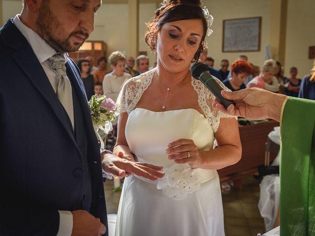 Il matrimonio di Massimiliano e Fabiana a Brisighella, Ravenna 14