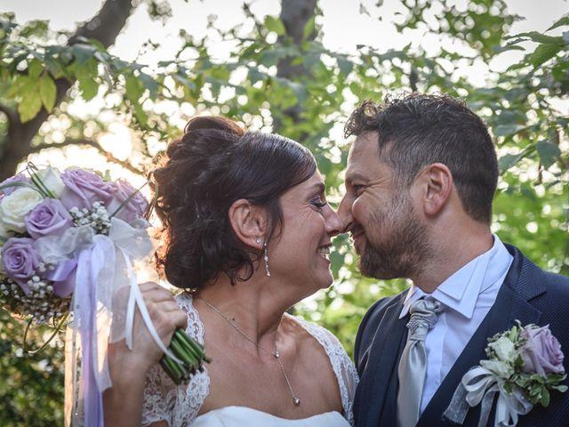 Il matrimonio di Massimiliano e Fabiana a Brisighella, Ravenna 17