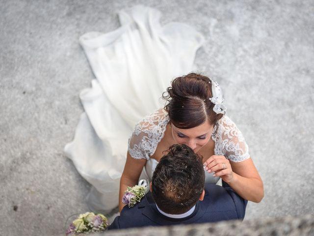 Il matrimonio di Massimiliano e Fabiana a Brisighella, Ravenna 1
