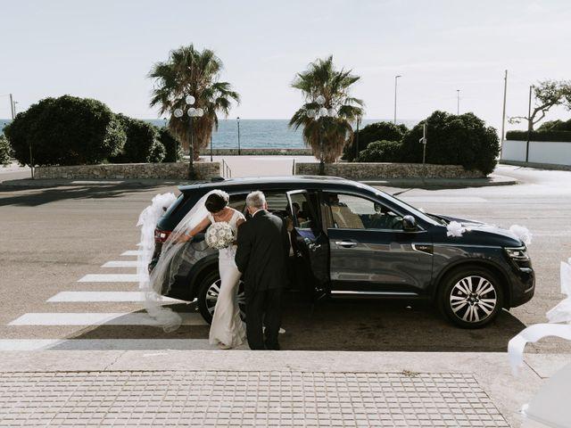 Il matrimonio di Marco e Elena a Racale, Lecce 20