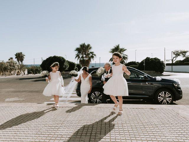 Il matrimonio di Marco e Elena a Racale, Lecce 21