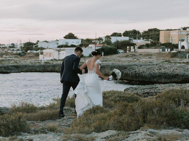Il matrimonio di Marco e Elena a Racale, Lecce 37