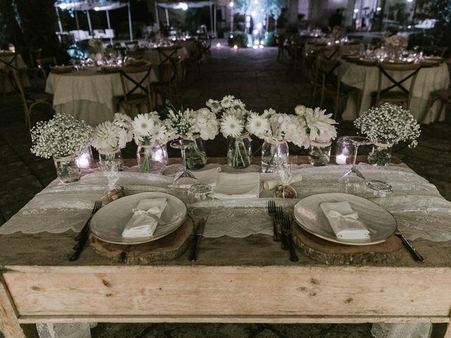 Il matrimonio di Marco e Elena a Racale, Lecce 43