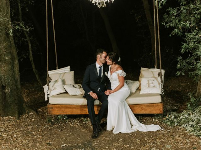 Il matrimonio di Marco e Elena a Racale, Lecce 49